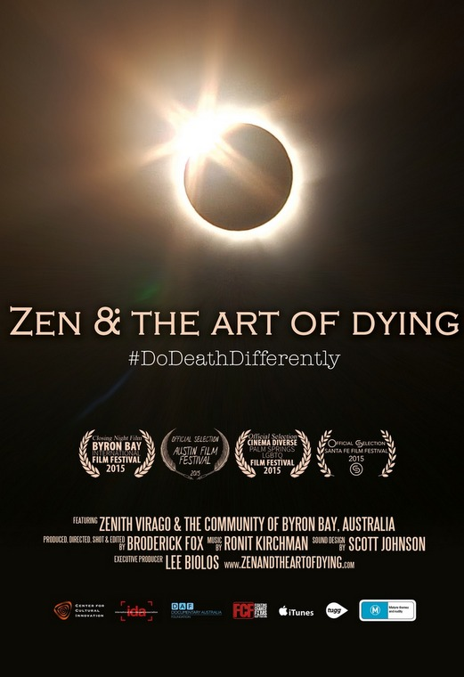 Zen and the art of dying poster